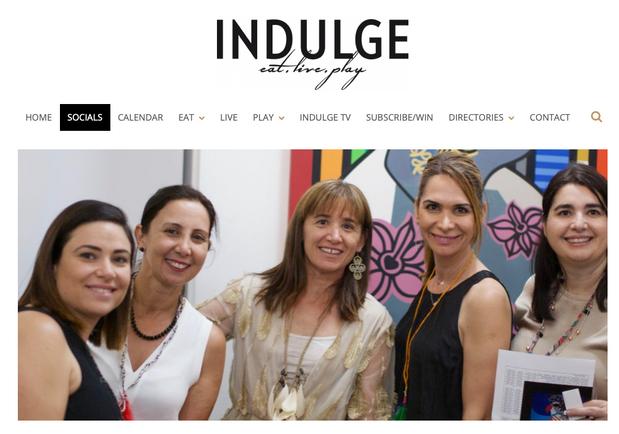 Indulge Magazine