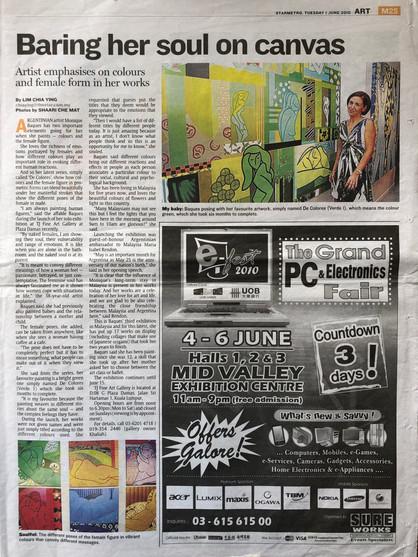 STARMETRO newspaper