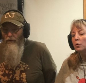 John Williams And Sugar Free Jones working on Vocal Parts