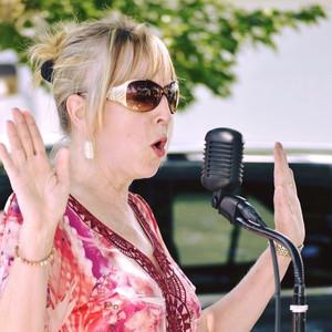 Jean Wiles aka Sugar Free Jones Vocals and Shaker Egg
