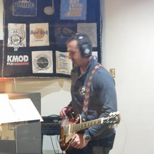 Jeff Overbeck at Teegarden Studio