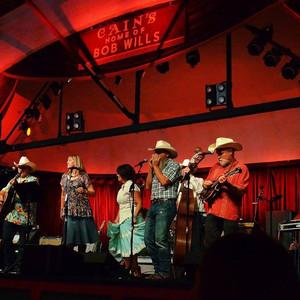 Cowboy Jones at Cains Ballroom