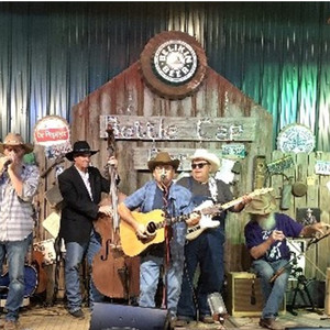 Cowboy Jones at The Bottle Cap Barn.    A REALLY cool place to play