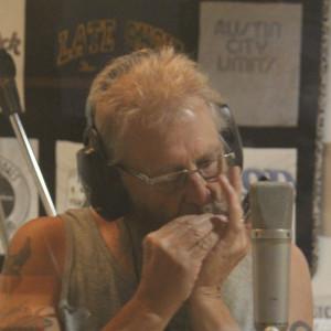 John Williams at Teegarden Studio