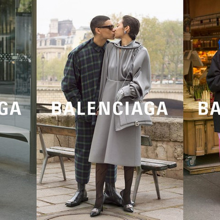 Intern report: Assistante Merchandising Opérationnel chez BALENCIAGA