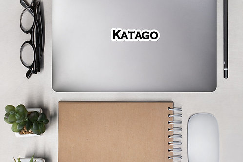 Katago Stickers