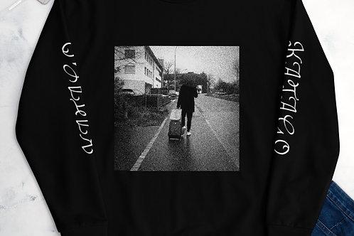 Raindrops Sweatshirt STRIPED - Unisex