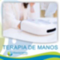 Terapia de manos Franquicias Vibodynamic