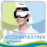 Casco antiestrés Franquicas Vibodynamic