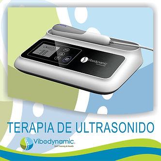 Terapia de ultrasonido Franquicias Vibodynaic