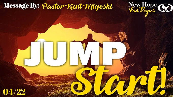 JUMP START!