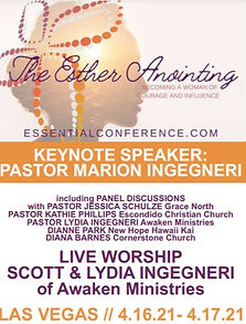 Women's Essential Conference - Full Grap