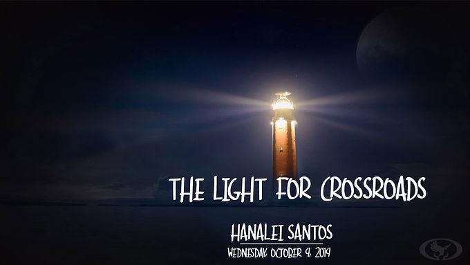 THE LIGHT FOR CROSSROADS