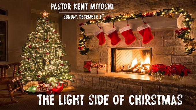 THE LIGHT SIDE OF CHRISTMAS