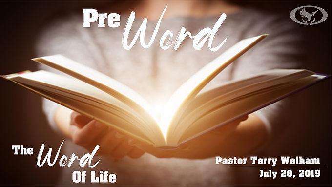 PRE-WORD