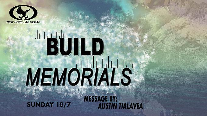 BUILD MEMORIALS