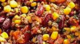 Samedi 27 février : Chili con carne
