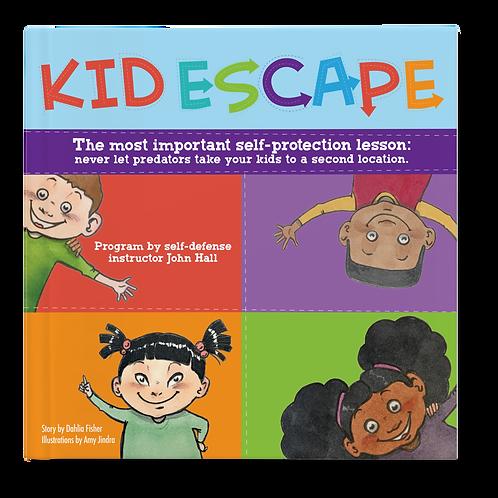 The KID ESCAPE Book
