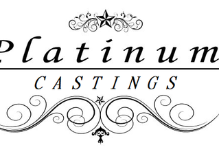 PLATINUM CASTINGS!