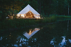 Glamping house in the nature in Russian