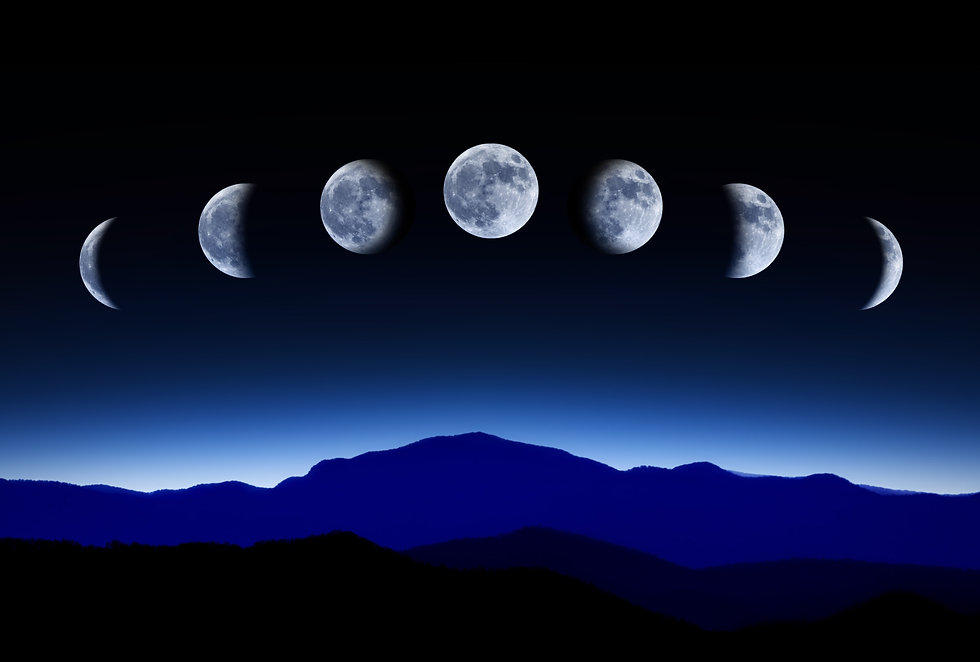 Moon lunar cycle in night sky, time-lapse concept.jpg