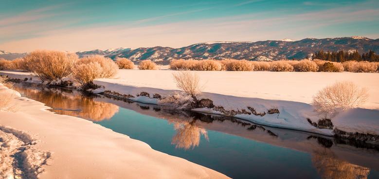 """""""Lake Tahoe,"""" California, USA"""