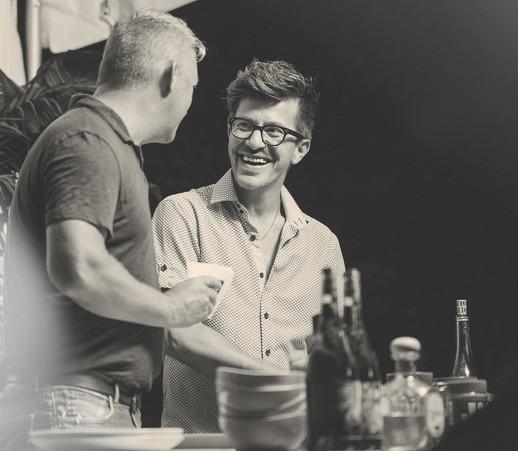 Chef Tim Love & Chef Joshua Simpson