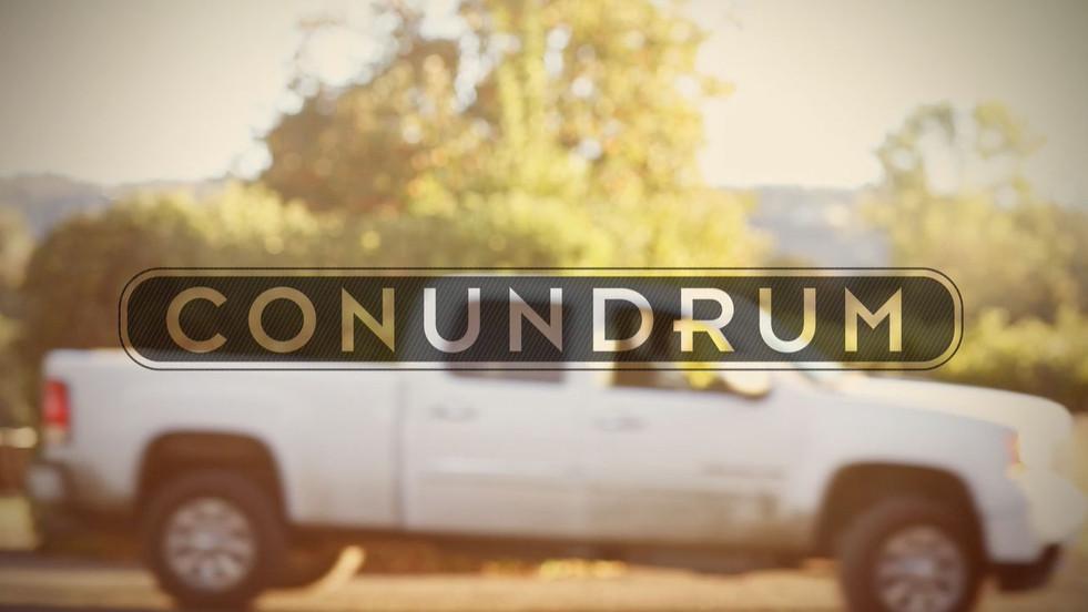 Conundrum: Road Trip