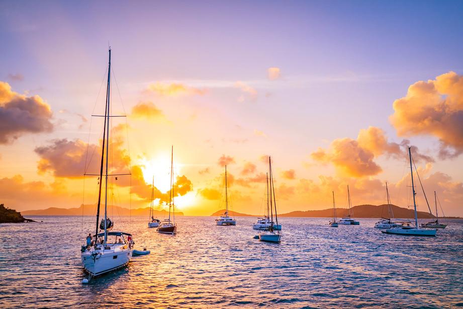 Island of Mayreau, Grenadines