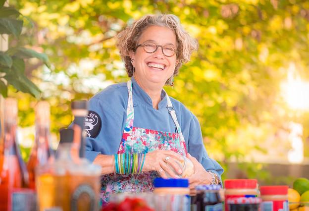 Chef Susan Feniger