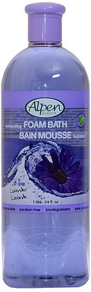 Lavender Foam Bath