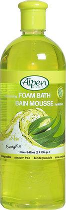 Eucalyptus Moisturizing Foam Bath