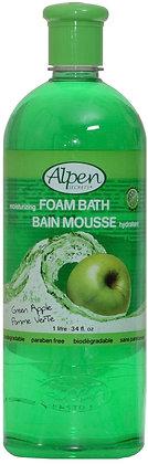 Green Apple Moisturizing Foam Bath
