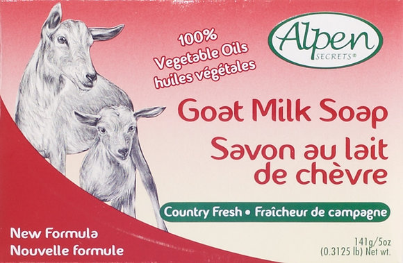 Original Goat Milk Moisturizing Soap Country Fresh