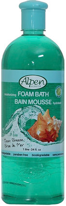 Ocean Breeze Moisturizing Foam Bath
