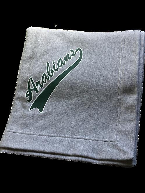 Pendleton Arabians Fleece Blanket