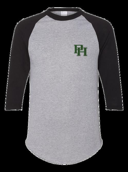 Pendleton Heights 3/4 Sleeve Raglan T-Shirt