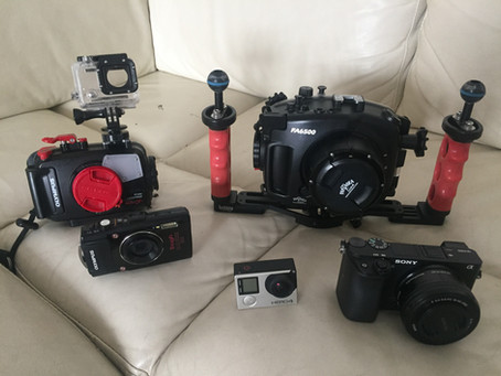 Underwater Camera Gear Explained
