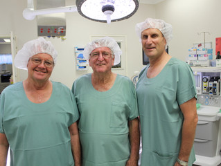 Australian hospital celebrates its 400th LDR brachytherapy patient