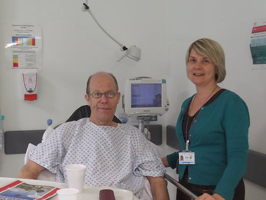 3000th LDR brachytherapy patient at Leeds General Infirmary
