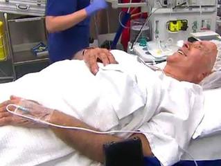 Sydney siege survivor undergoes life-prolonging prostate cancer surgery
