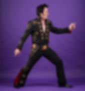 Elvis impersonator has LDR brachytherapy treatment on his prostate cancer and returns to performing within days