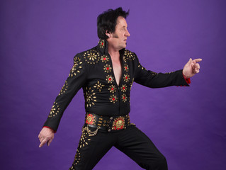 Prostate cancer op had 'Elvis' back rockin' in next to no time