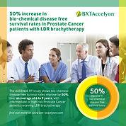 ASCENDE RT study on brachytherapy