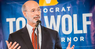 Tom Wolf gets the all-clear