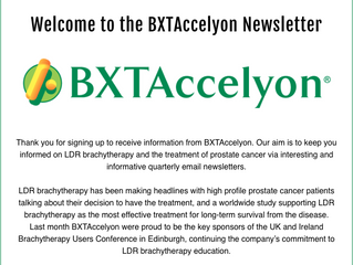 Welcome to the BXTAccelyon newsletter