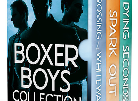 The Boxer Boys Collection by Nick Rippington