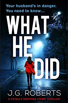 What He Did by JG Roberts