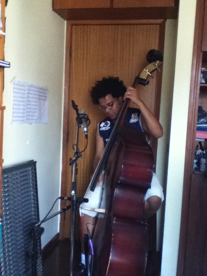 Sidiel Vieira em seu canto