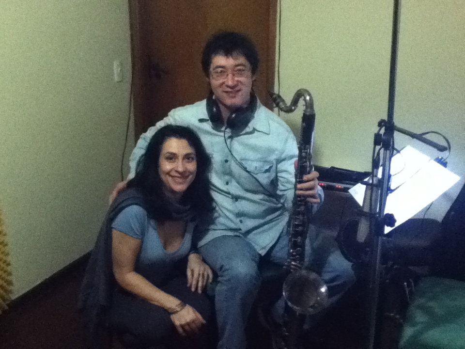 Com Mauro Casellatto